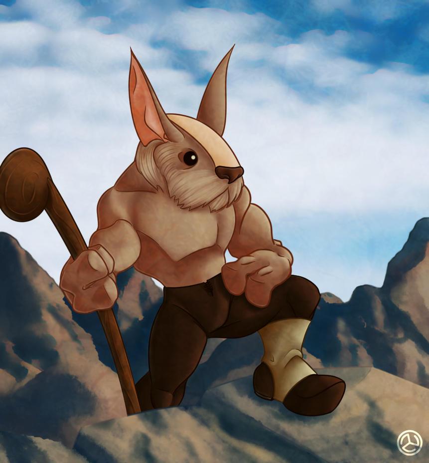 Goblin Explorer by RoCueto