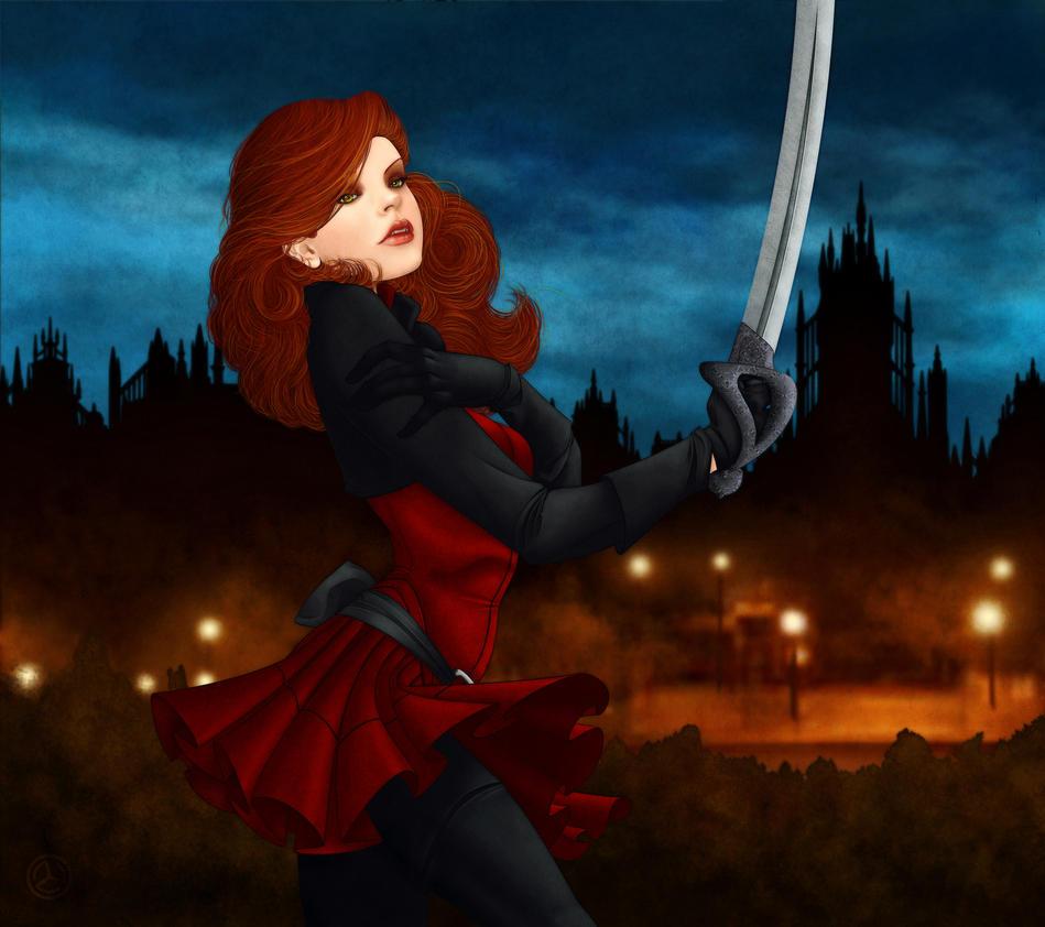 Valeria, Cainsson Heritor by RoCueto