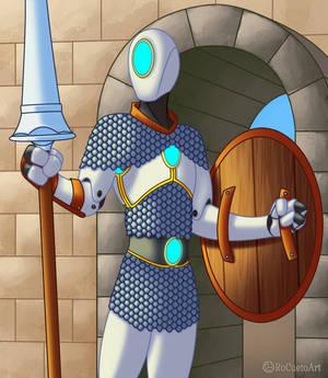 Steelborn Lancer