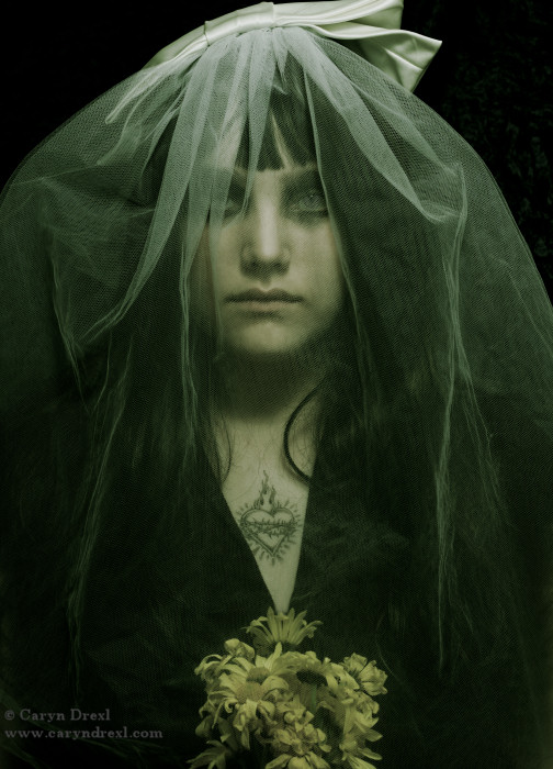 The Bride by visceral