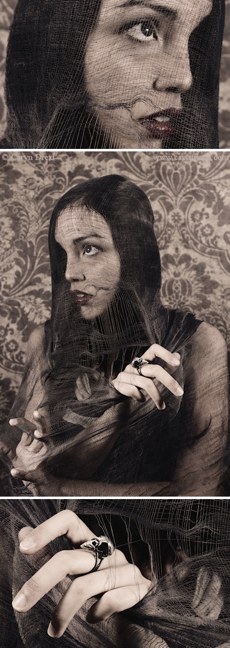 under a dark veil 2 by visceral