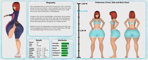 Character Sheet - Kim