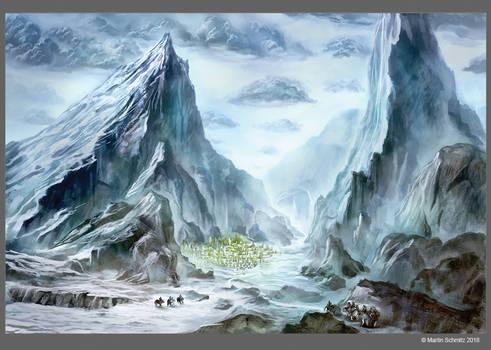 Fantasy Landscape #3