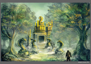Fantasy Landscape #8