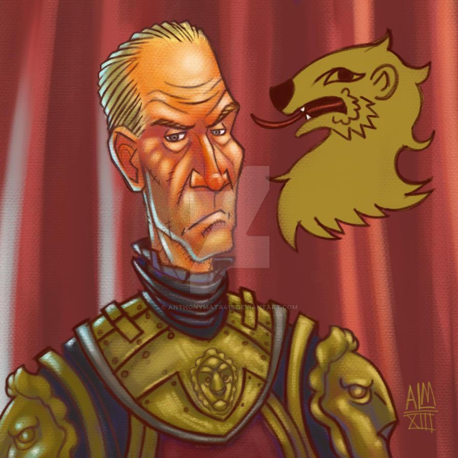 Tywinn Lannister by anthonymata415