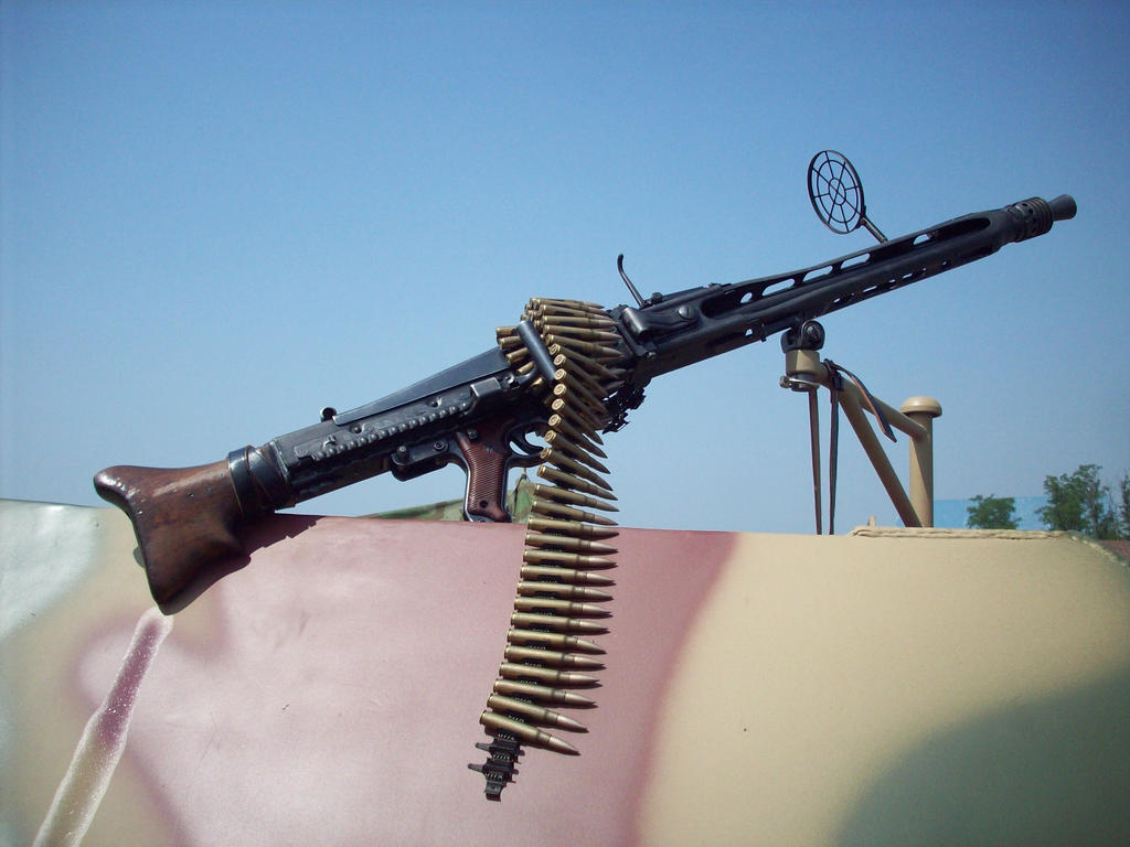 Maschinegewehr 42 Wallpaper: MG 42 By Omega856 On DeviantArt