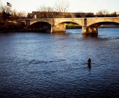 Grand River Fisherman