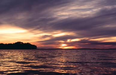 Tampa Bay Sunset
