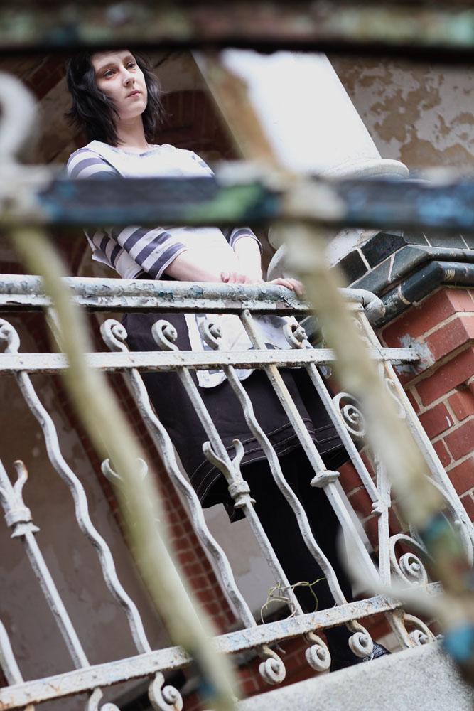 Alice - Through the Fence by BlackTigger