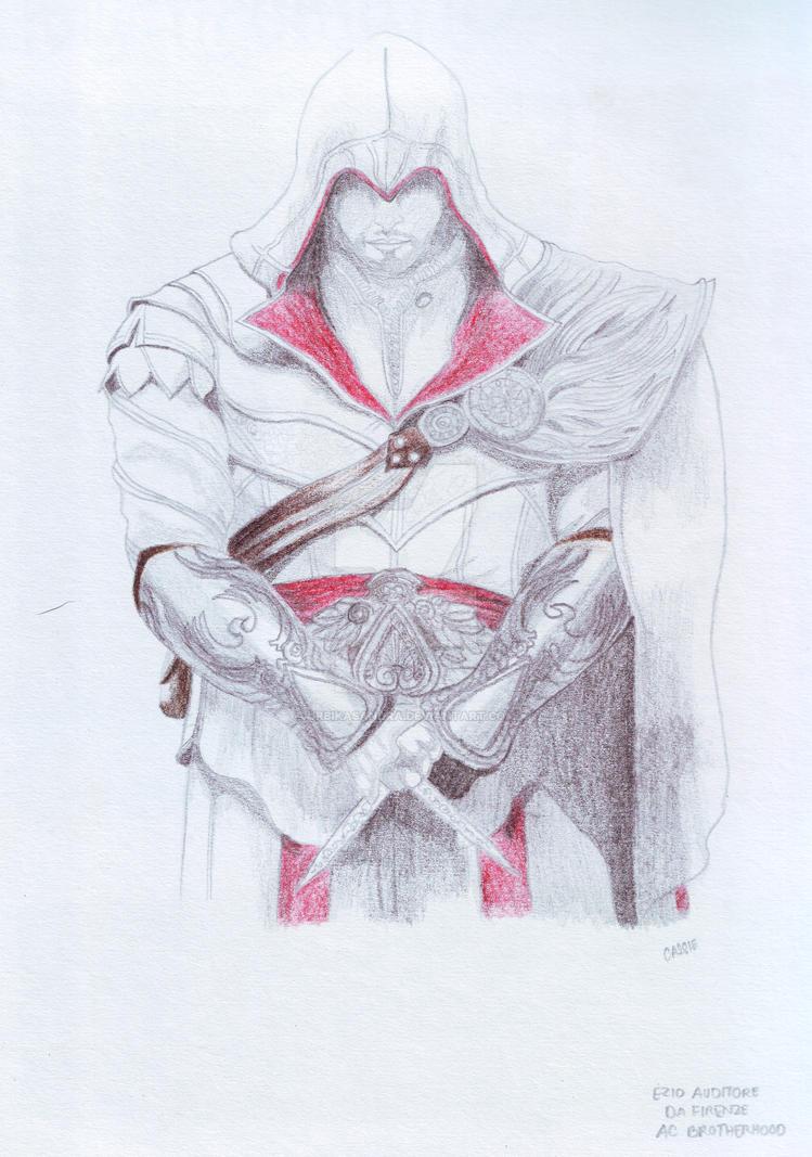 Ezio Auditore by urbiKasandra