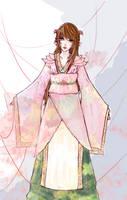 The Lotus Princess by houseki-chan