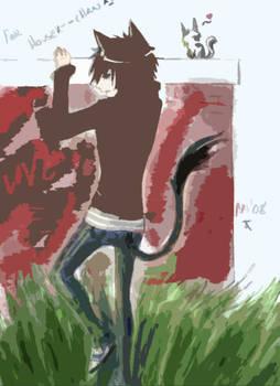 Jay + Houseki + coloring