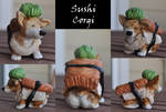 Sushi Corgi