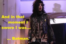 .:Batman:. Andy Sixx by WolfyLoveYou