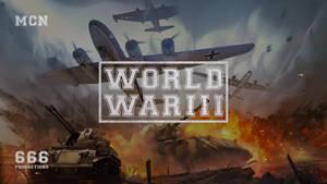 WORLD WAR 3 ( Game ) - Concept Poster Design.