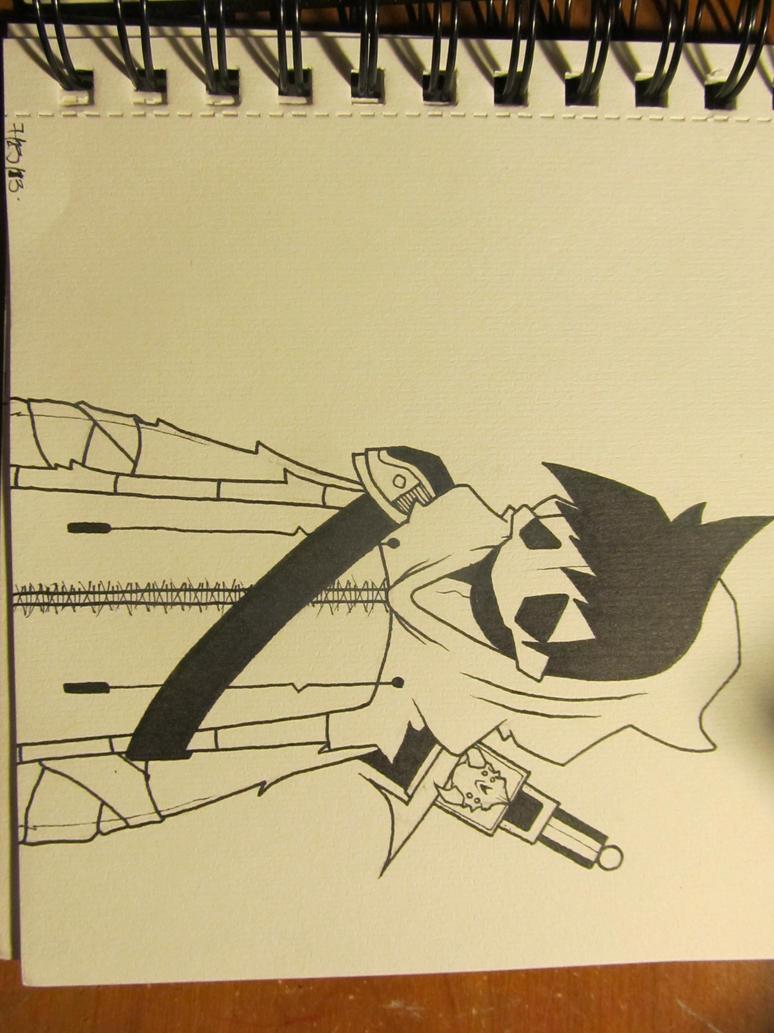 Death Knight by Tyrampax