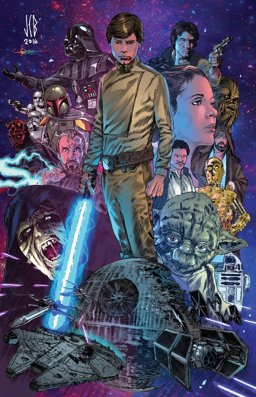 Star Wars: Choosing sides by WOLVERINE76