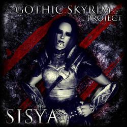Project Gothic Skyrim. Sisya.