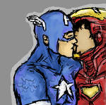 cap+ironman
