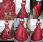 Wedding Dress Prototype