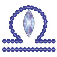 Libra Jewellery Logo by RobynSmaleBeorg