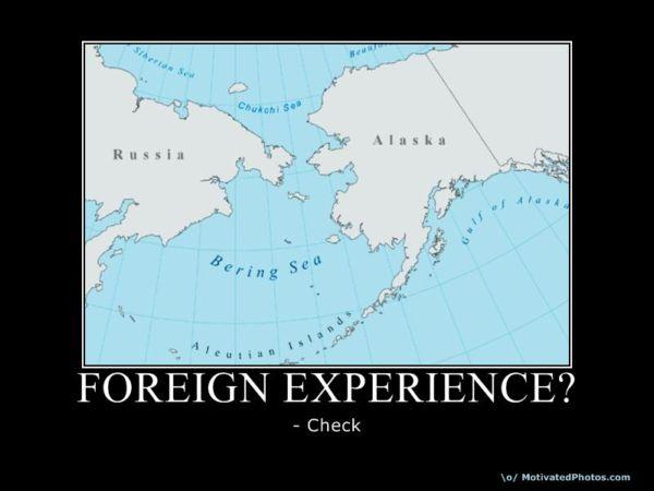 Sarah Palin's Experience by dragonbob0