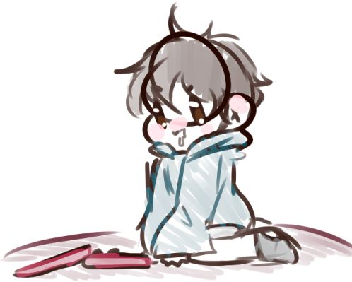 Tiny boy by Mr2ir