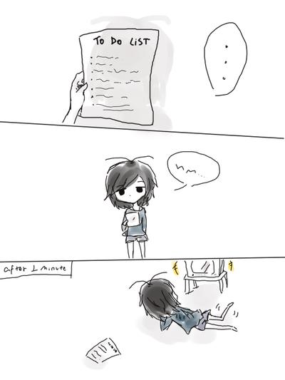 everyday by yuki-no-iru