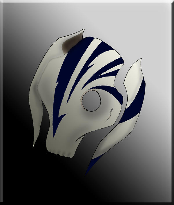 Kagami Kuderu [Vizard] [APPROVED, 0-5+] Hollow_Mask_by_Suiji