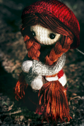 Little Red Cap by Hidster