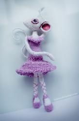 Mouse Ballet dancer by Hidster