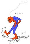 Sucks to be Spiderman