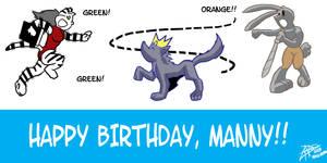 Manny Birthday