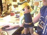 Link Plushie by LoopyWolf