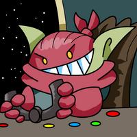 Goblin Pilot by LoopyWolf