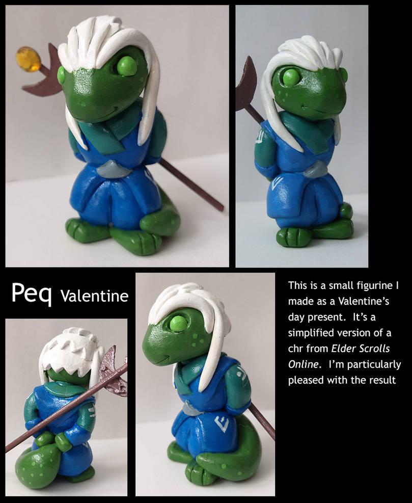 Peq Valentine by LoopyWolf