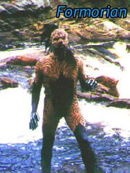 Formorian - waterfall
