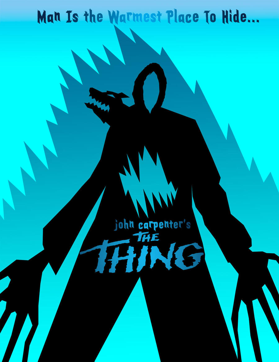 John Carpenter's The Thing by Thomwade on DeviantArt