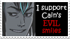 Cain Stamp by KingdomHeartsBBY