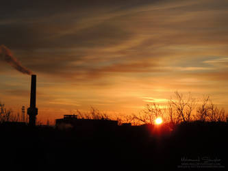Good Morning Harburg by MShusha