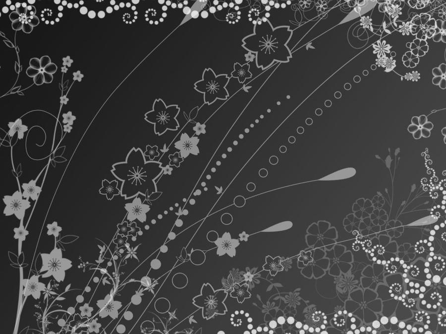 Gray and white flower wallpaper by firekitty29 on deviantart gray and white flower wallpaper by firekitty29 mightylinksfo