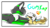 Gumkay Stamp by XSimplySater
