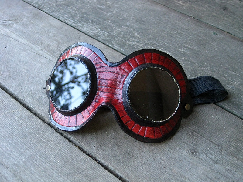 Heater Goggles by Avaruus