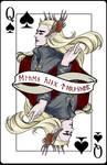 POKER CARD My lord King Thranduil