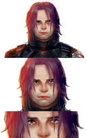 Don't cry Bucky by dosruby