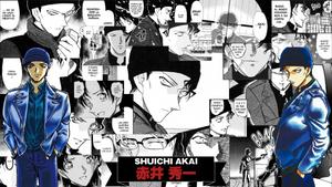 Shuichi Akai - Wallpaper