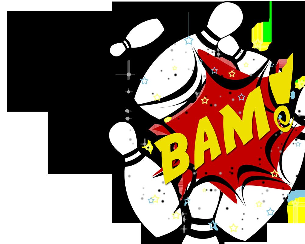 Bowling Tshirt Design by funnyturtle