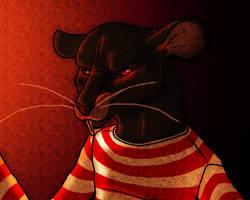 Fantastic Mr Rat by VampireSelene13