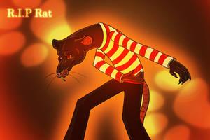 R.I.P. Rat by VampireSelene13
