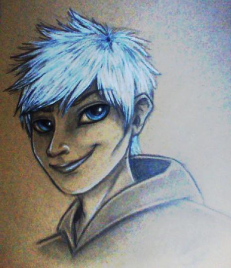 Jack Frost by VampireSelene13